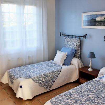 Chambre bleue zubialde1